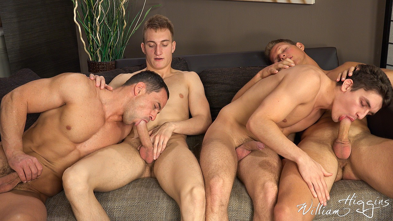 Wanking party