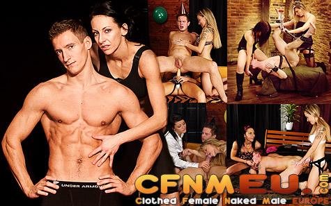 clothedfemalenakedmale gratis porno download