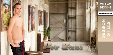 Petr Stolek Solo Wanking